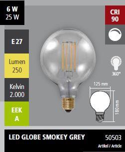 Abb. 1 (Smokey Grey Globe 50503)