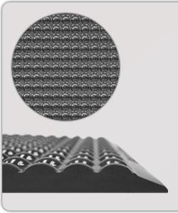 Abb. 1 (INFINITY ESD BUBBLE schwarz)