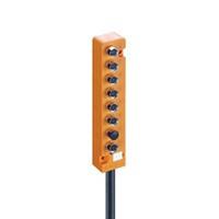 SB 8/LED 3-333/5 M , 60637, Miniatur Sensor-Verteiler mit ...