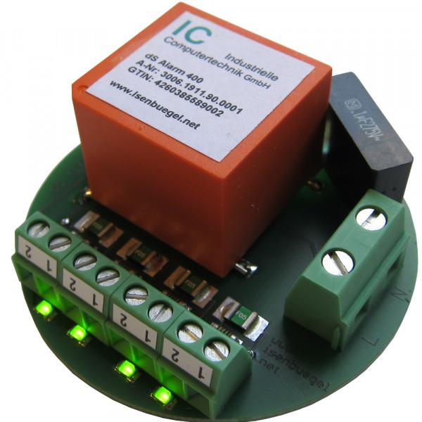 Abb. 1 (dS Alarm 400 Modul)