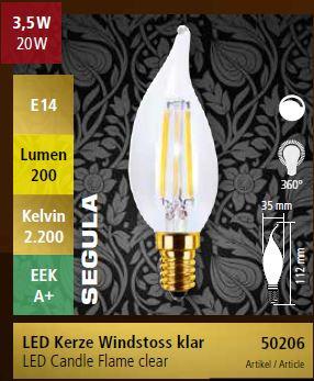 Abb. 1 (Kerze Windstoss 50206)